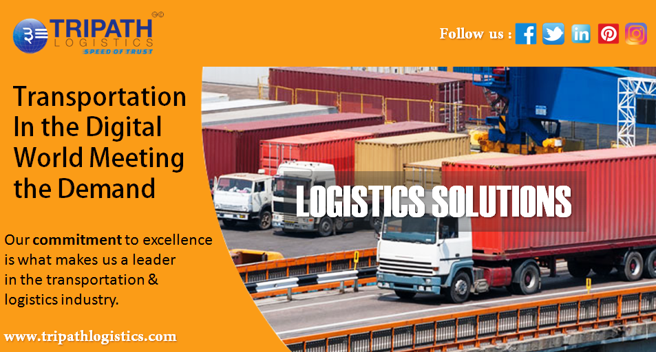 Tripath Logistics are committed to providing customers with