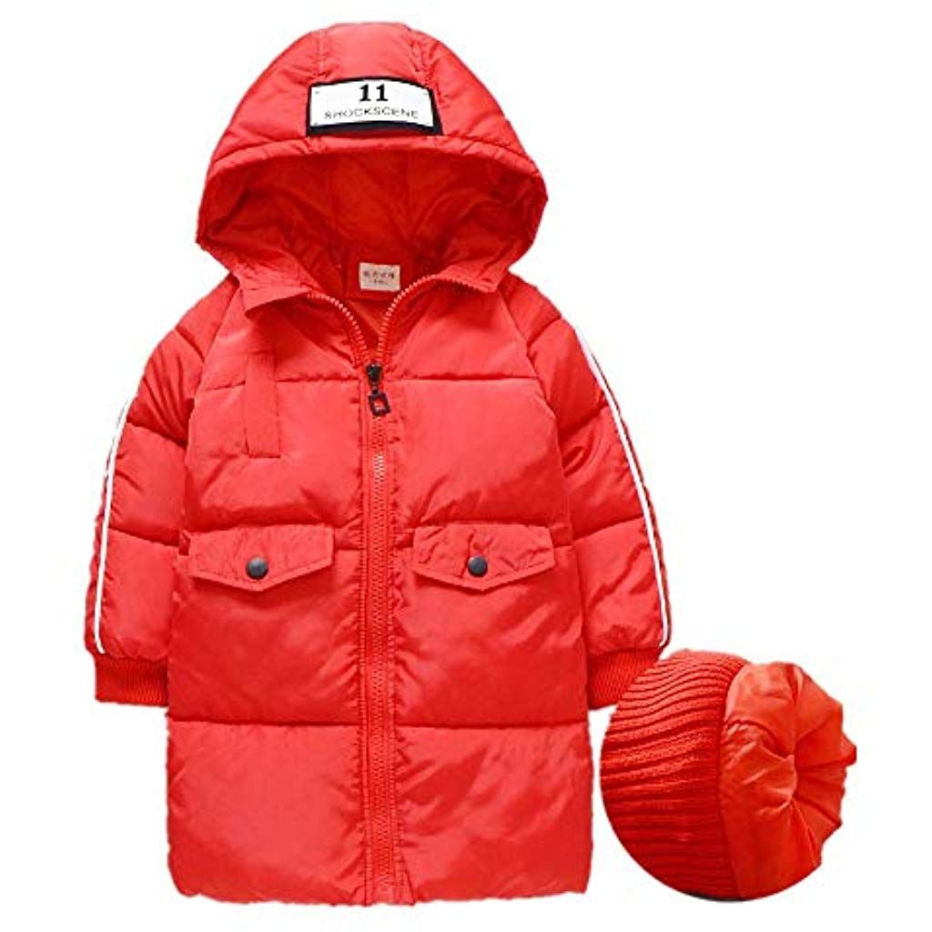 wholesale dealer 94413 92f17 Capispalla per bambini invernali Inverno Ragazze Ragazzi ...