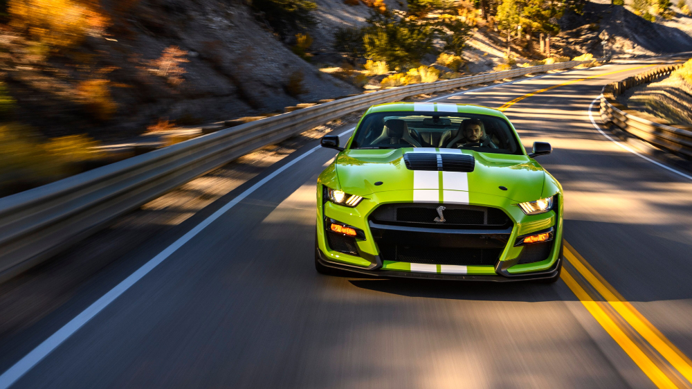 Ford Claims 2020 Mustang Shelby Gt500 Does 0 60 Mph In 3 3 Seconds Autoblog