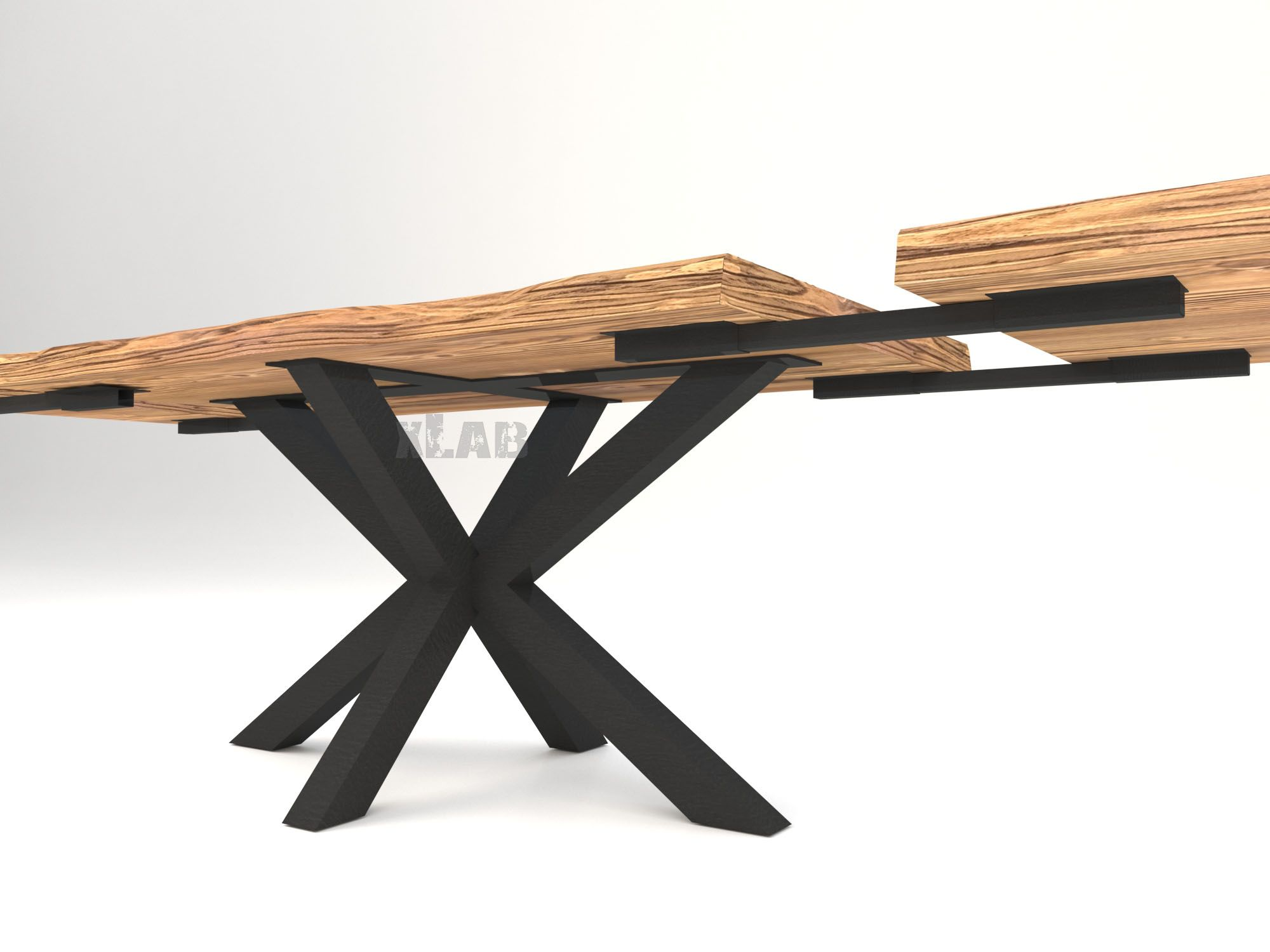 Offerte Tavoli Allungabili Legno.Tavolo Da Pranzo Allungabile Jeff In Offerta Su Xlab Tavoli Da