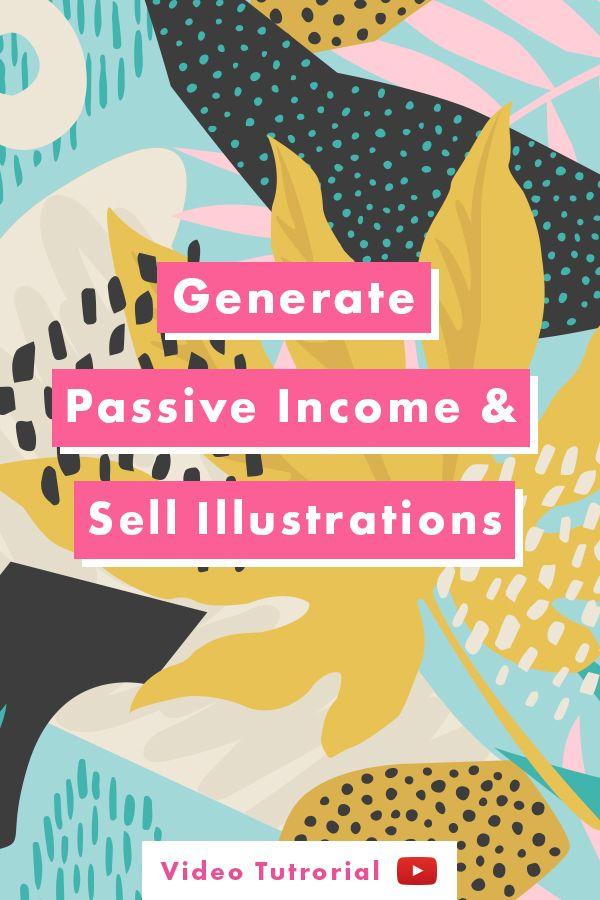 Vendi illustrazioni online