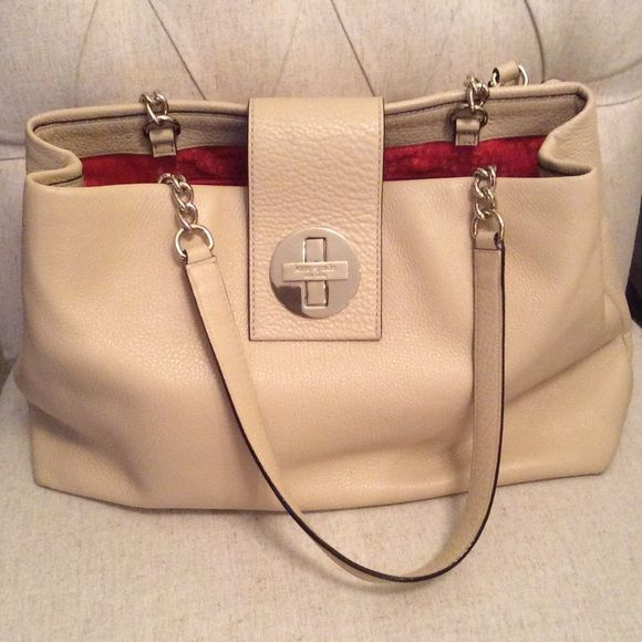 Kate Spade Chain Handle Handbag