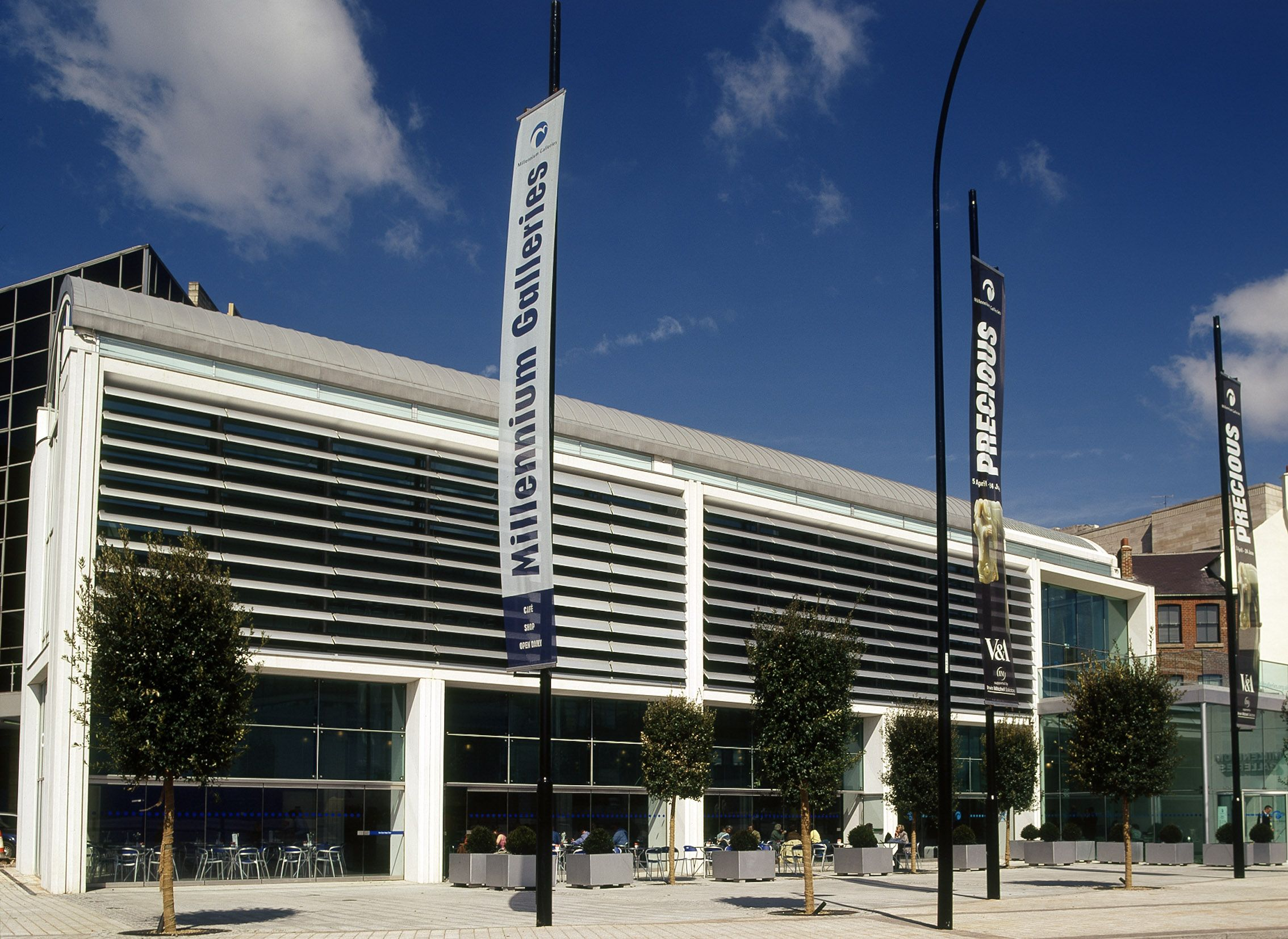 Image result for Millennium Gallery