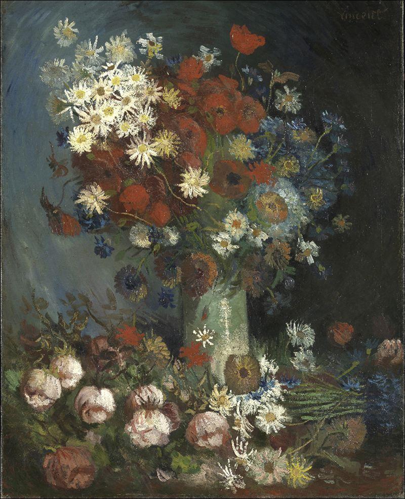 Museum Confirms Van Gogh Painting Cuadros De Van Gogh Pintor Van Gogh Impresionismo Van Gogh