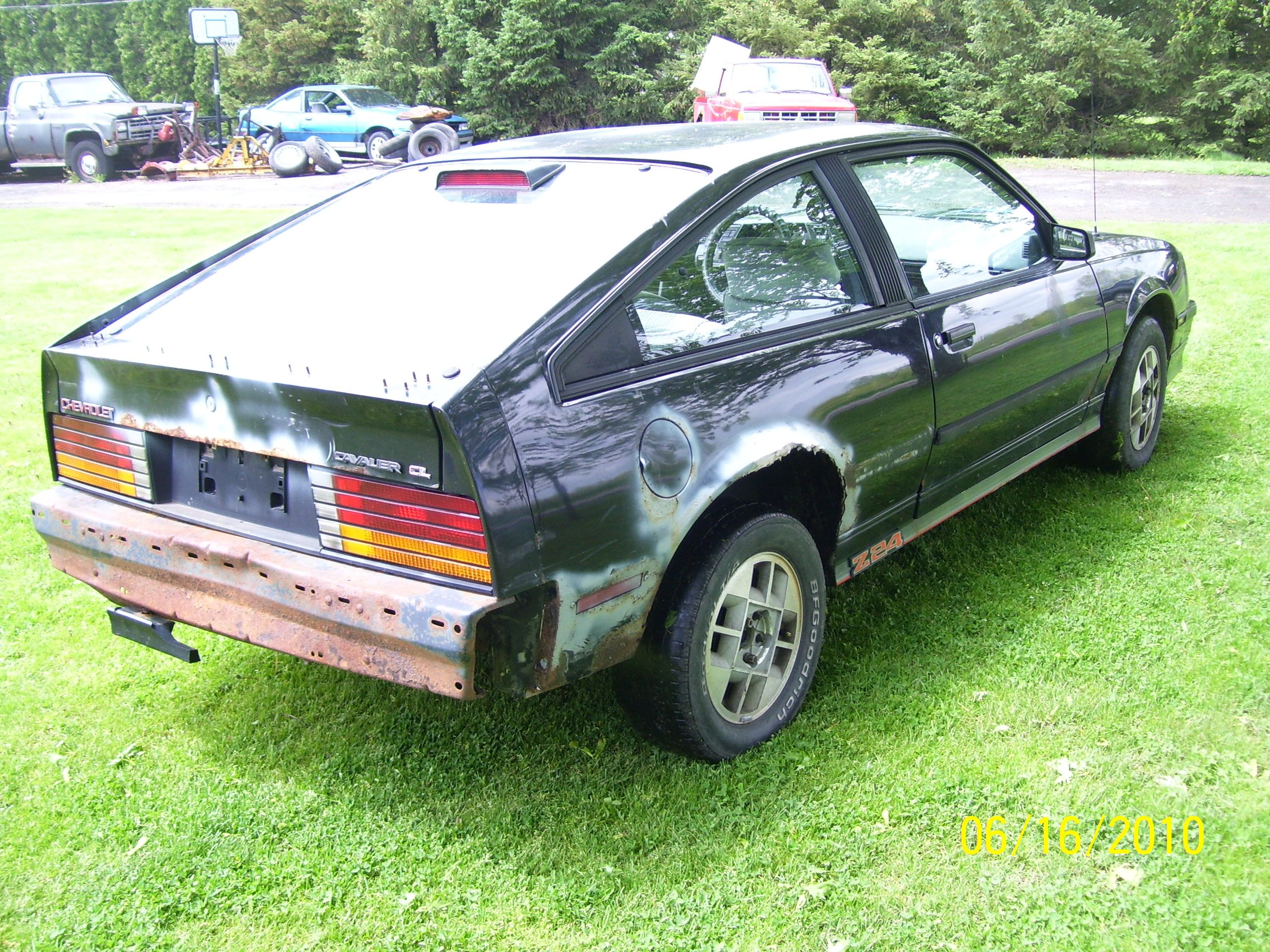 Hatchbackman S 1987 Chevrolet Cavalier Z24 Hatchback Dream Cars Vehicles Car