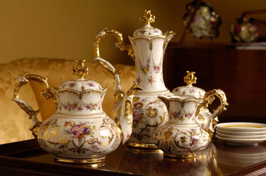 wie viel wert ist mein porzellan tasse tee tee set und porzellan