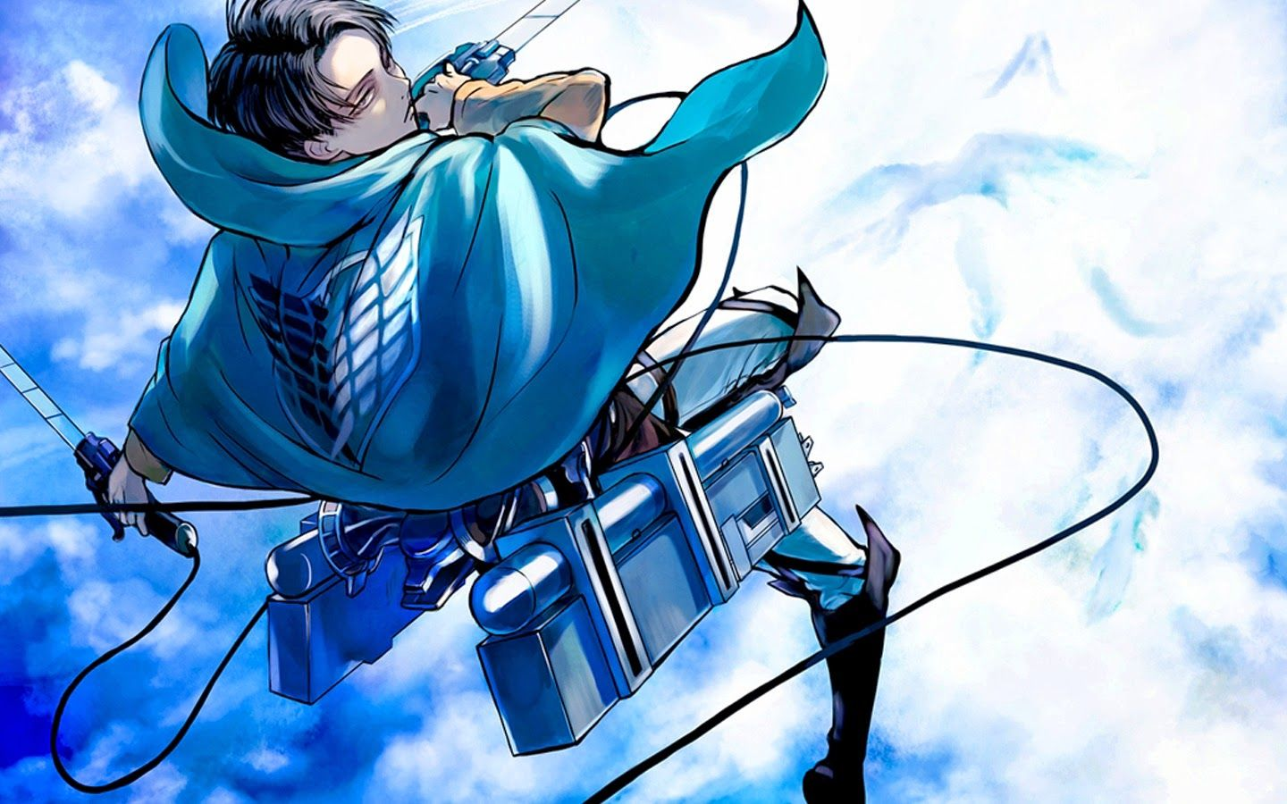 Attack On Titan Wallpaper Levi Anime Attack On Titan Levi