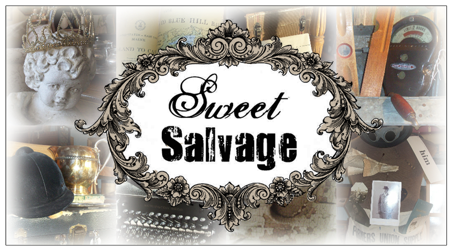 Sweet Salvage- I look forward to this Junking Extravaganza every month! Only open the 3rd Thurs of every month for 4 days.