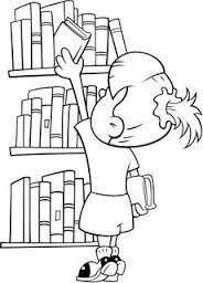 Resultado De Imagen Para Decoracion Bibliotecas Escolares Boekenweek Boeken Digitale Stempels