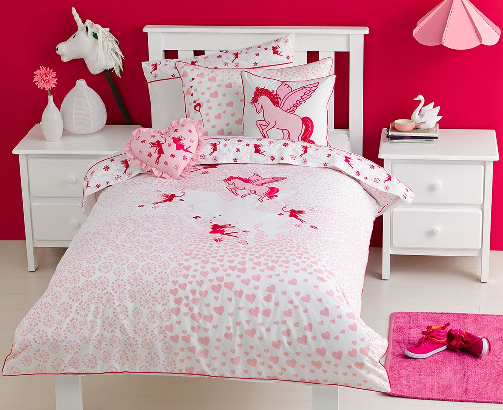 Unicorn bedding collection from kids bedding dreams whimsy girls bedroom room ideas for Unicorn bedroom theme