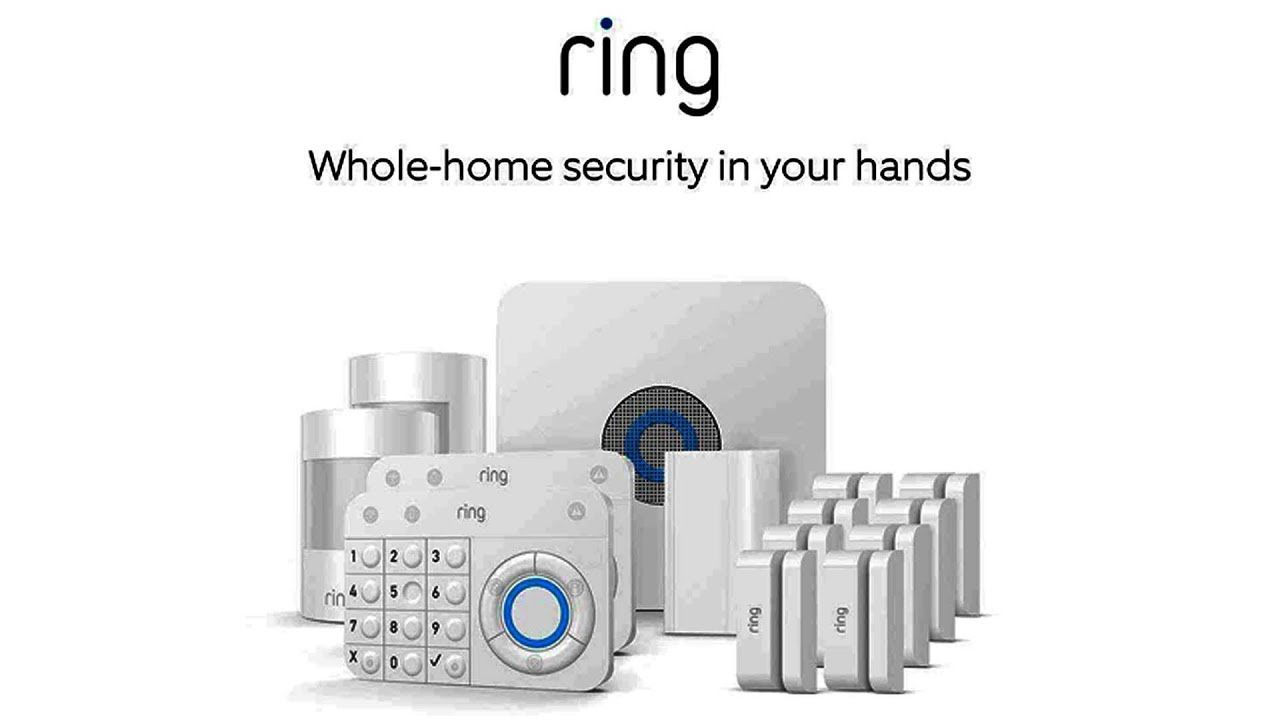 Ring Alarm 14 Piece Kit Home Security System With Optional 24 7 Pro In 2020 Home Security Home Security Systems Kit Home