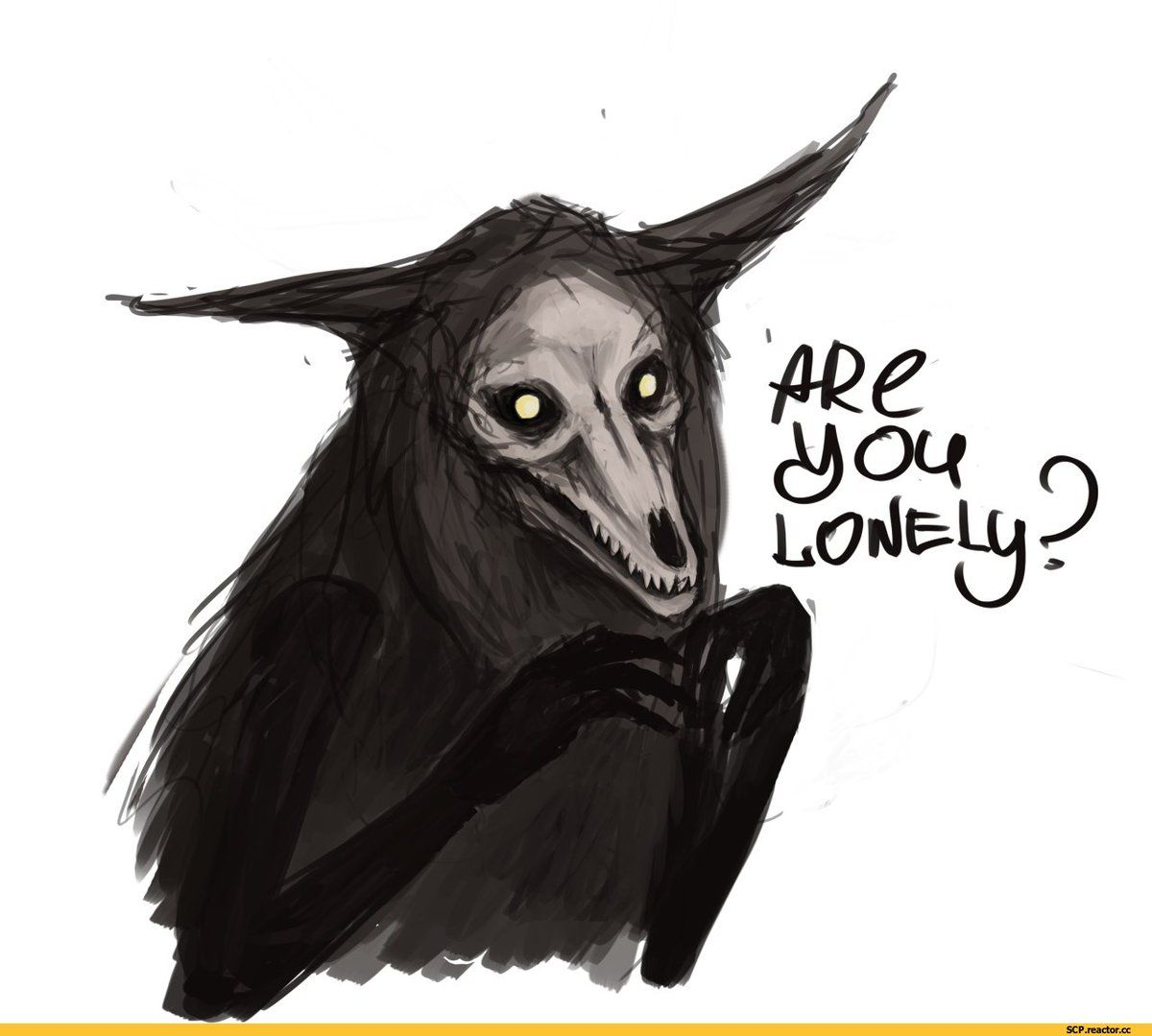 Scp-1471   Mythical Creatures   Scp, Drawings, Mythical