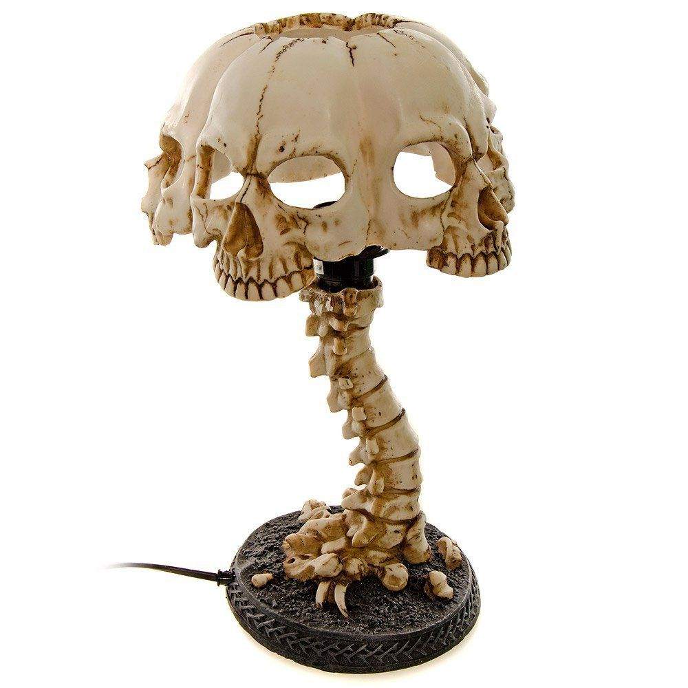 Nemesis Now Atrocity Lamp: Amazon.de: Küche & Haushalt
