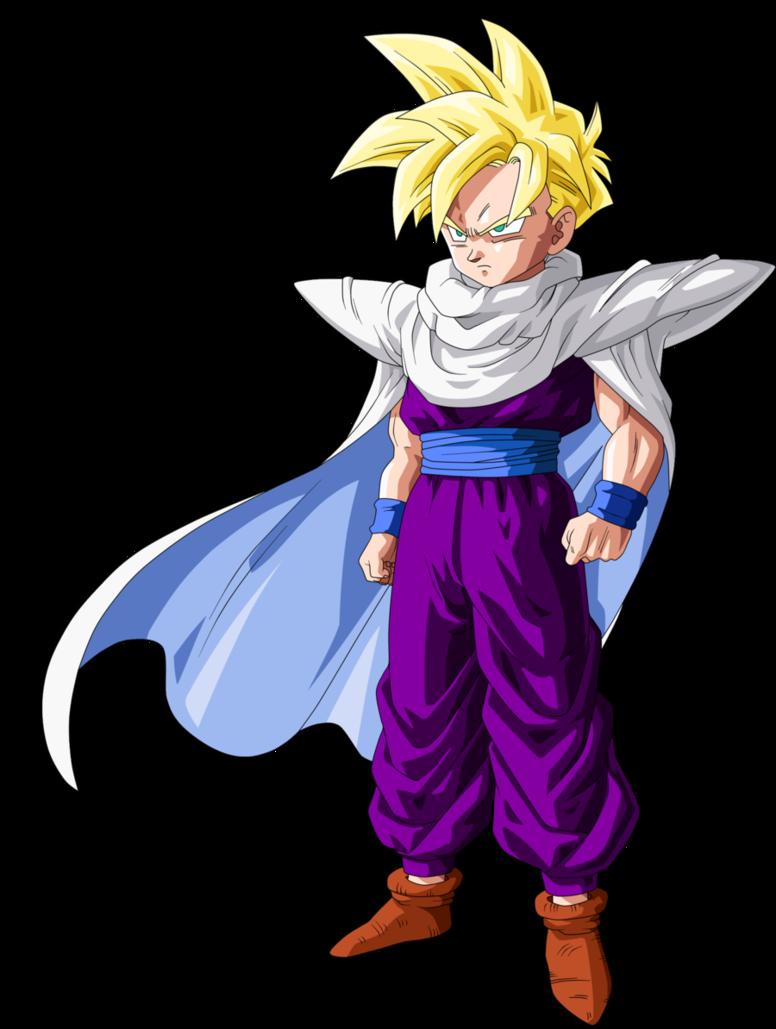 Gohan Ssj By Xxcamiloxx Deviantart Com On Deviantart Dragon Ball Dragon Ball Art Anime Dragon Ball