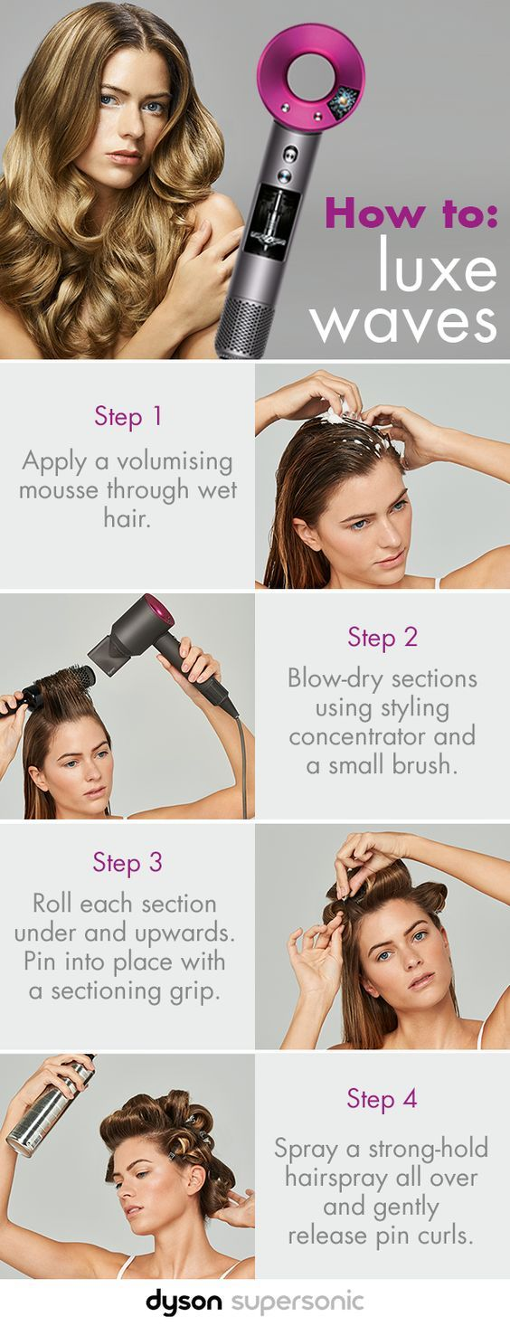 Drying your hair shouldn't take forever. With high