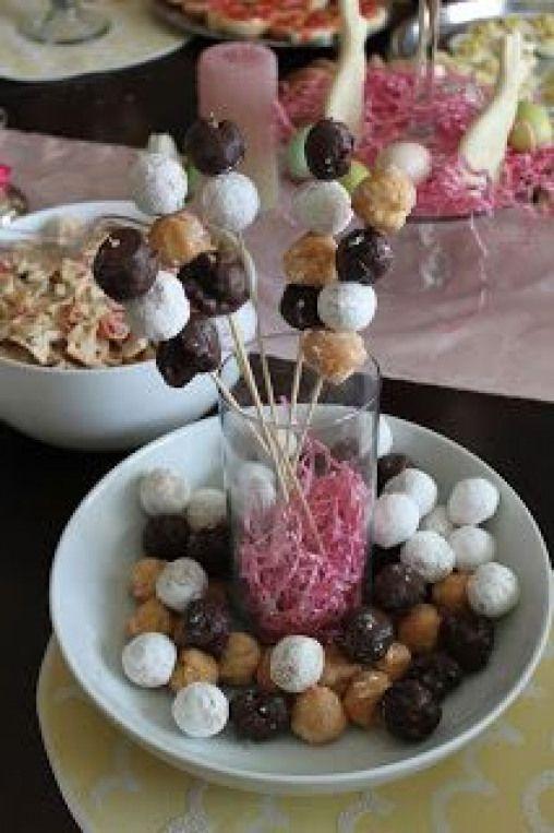 Photo of Donut Löcher # Windeln # Windeln #und # Donuts #sprinkle – Donut Löcher – Dou …