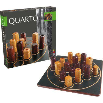 Gigamic Games Quarto Classic:Looks beautiful