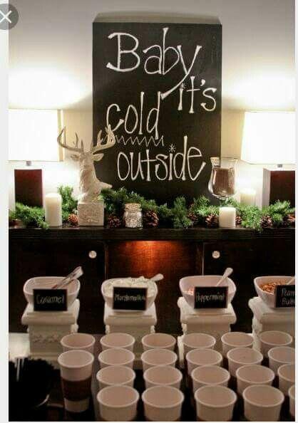 Chilly wedding