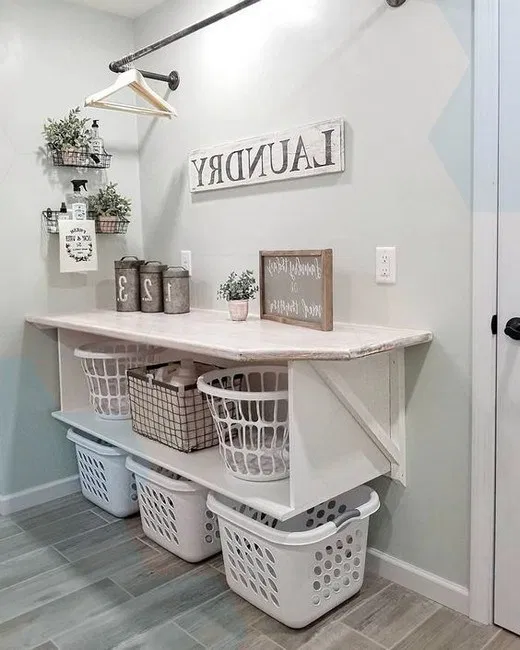 Drying racks Drying-racks Laundry room design Laundry rooms Small laundry rooms Laundry room storage Mud rooms Laundry room organization Laundry closet Laundry Ironing boards Remodels and restorations Architecture Laundry room makeovers