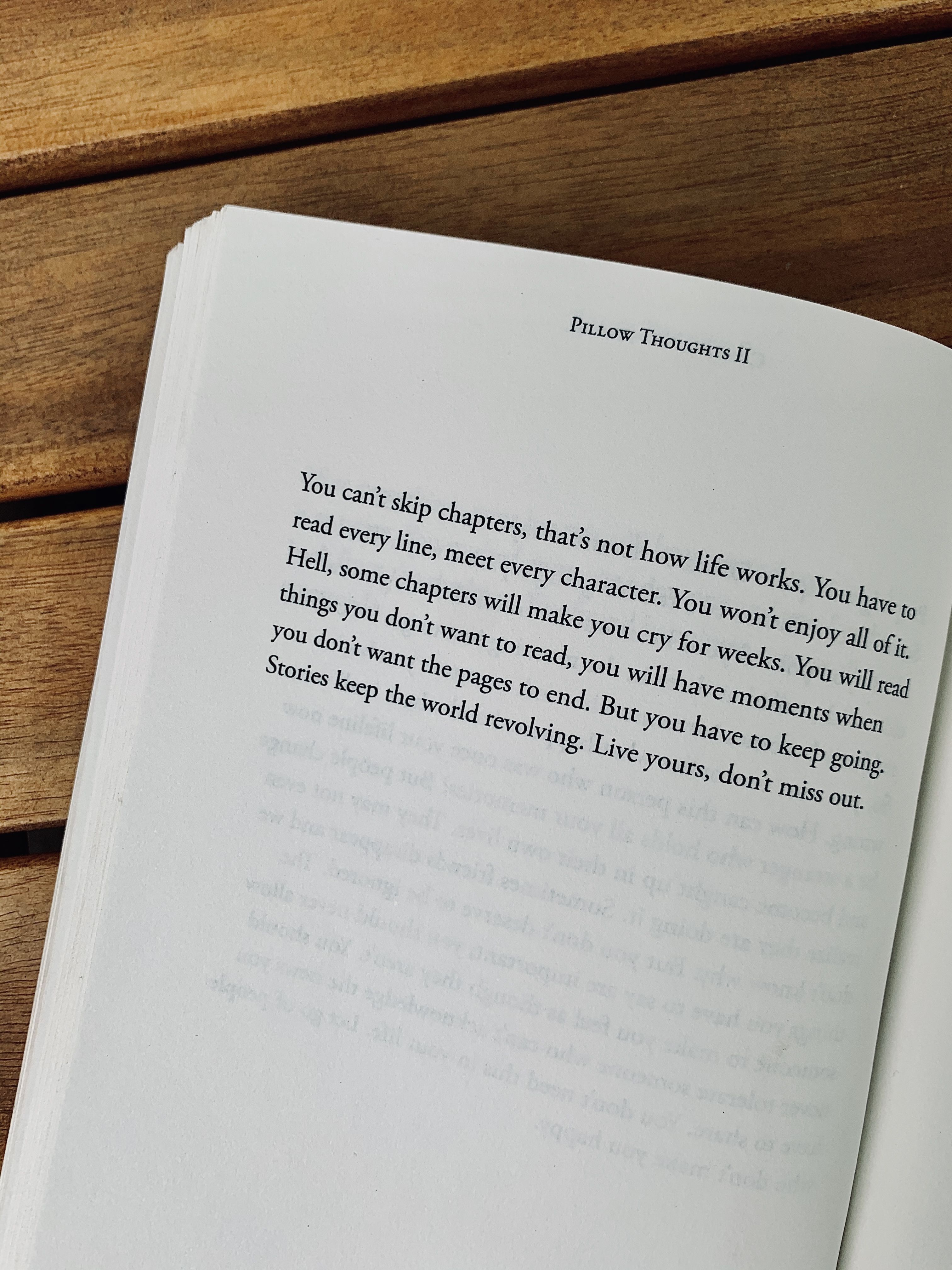 pillow thoughts ii pillow thoughts