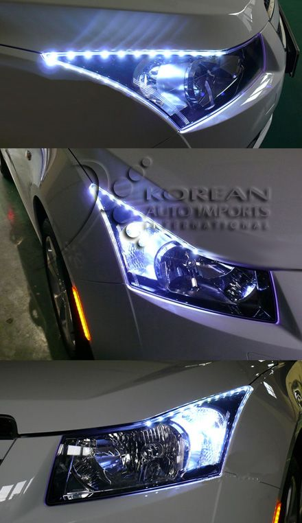 Chevy / Holden Cruze LED Eyeline Set $89 95 -might want this