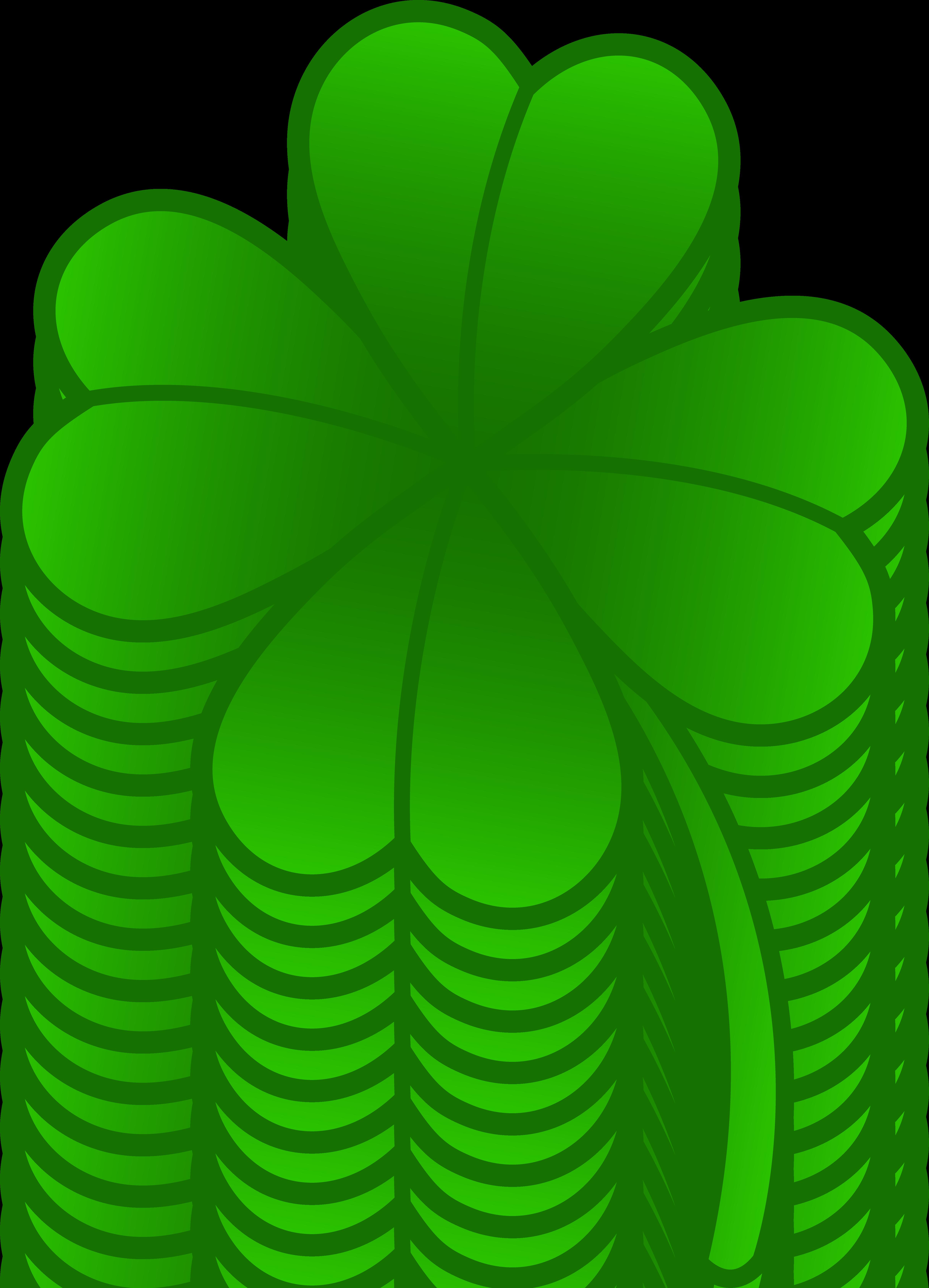 48++ Four leaf clover clipart outline ideas