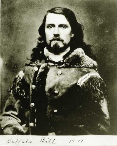 Buffalo Bill 1871 #Wild #West #History