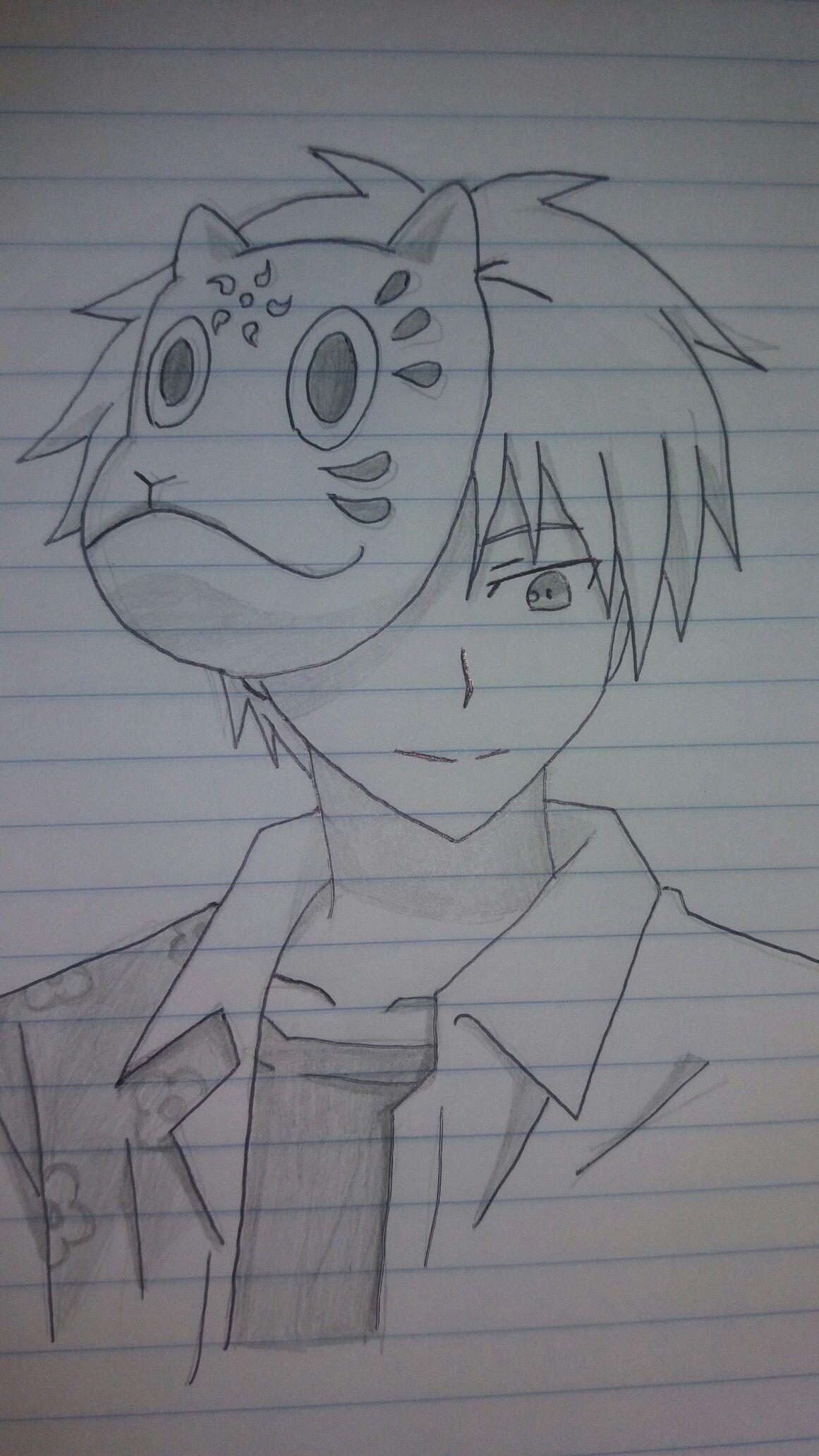 Pin Oleh Zaira M Di Manga Drawing Di 2020 Ilustrasi Karakter Sketsa Lukisan Arang