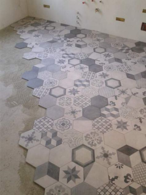 Terra Series Tile Seen At Amesybe Choose A Decorative Tile Each