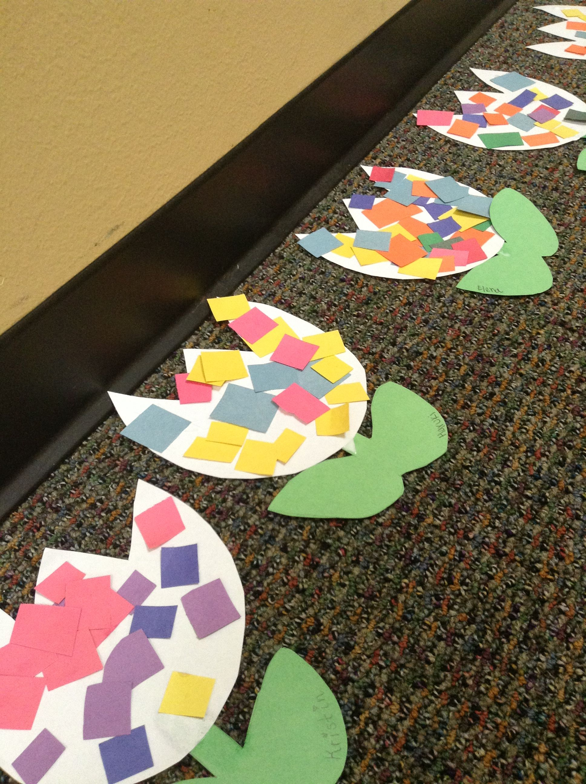 Spring Craft Toddlers Esl- Valley Ranch Baptist Church Kids Toddler Crafts