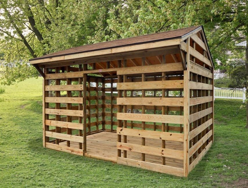 Wood sheds inventory wooden storage barns sheds for Shed project