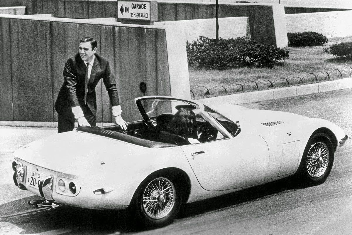 The 12 Most Stylish Bond Cars of All Time Bond cars