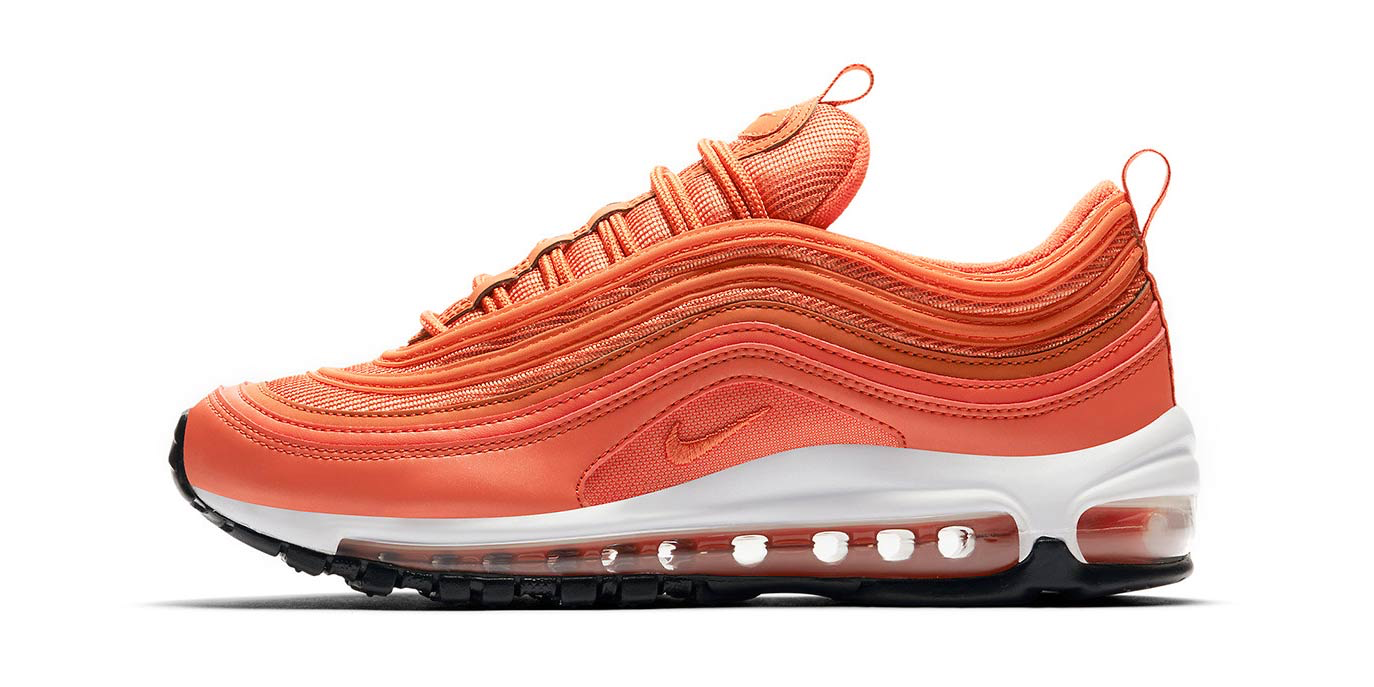 Nike's upcoming Air Max 97 is a blood orange beauty. hypb.st
