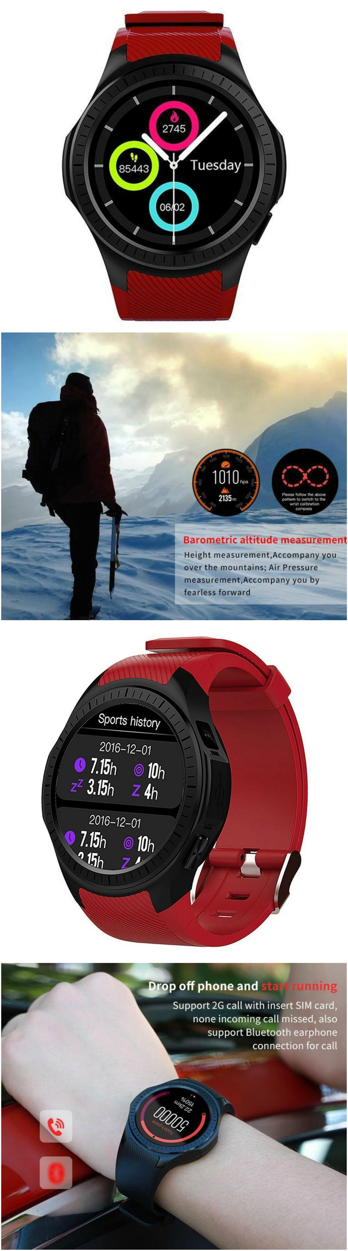 New Pro Gps Sports Smart Watch Bluetooth Smart Band With Heart Rate Monitor Music Player For Android Ios Smart Band Fitness Wristband Daily Workout