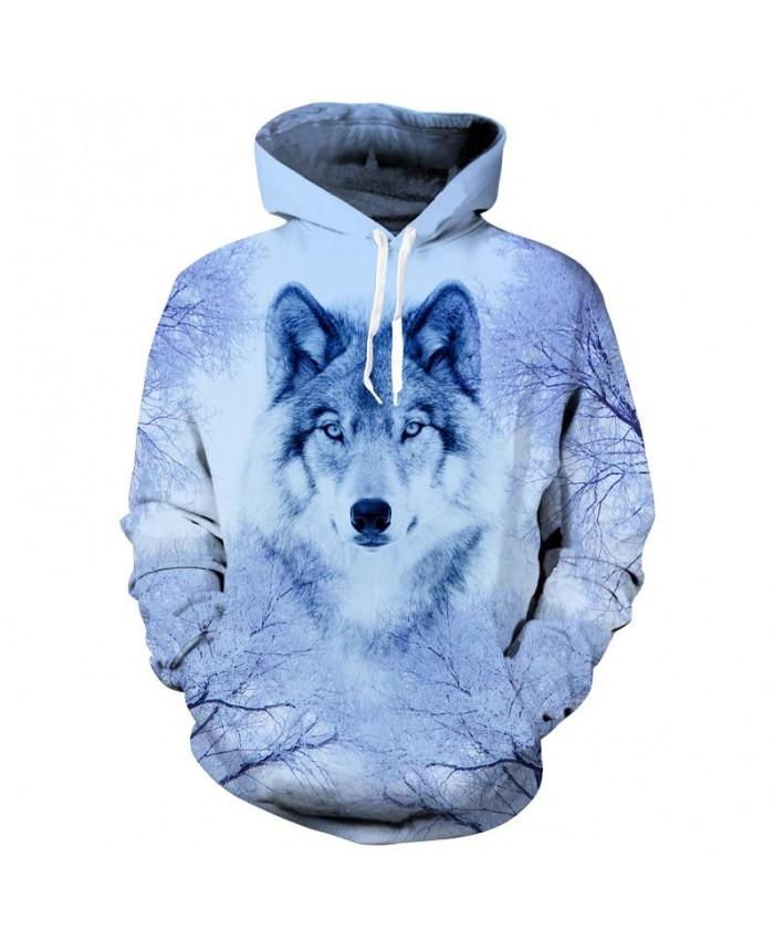 Kid Boy Girl Casual 3D Print Hooded Hoodies Baggy Sweatshirt Pullover Top Winter