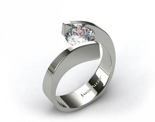 Modern Wedding Rings Collection With Full Of Simplicity