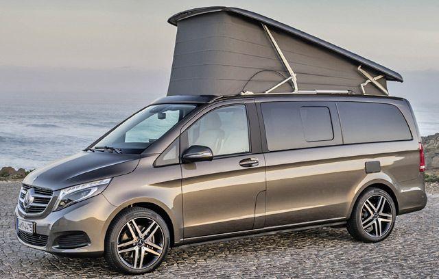 Mercedes Benz Marco Polo Y Marco Polo Activity Encaravana Com Con Imagenes Camiones Personalizados Coches Y Motocicletas Coches