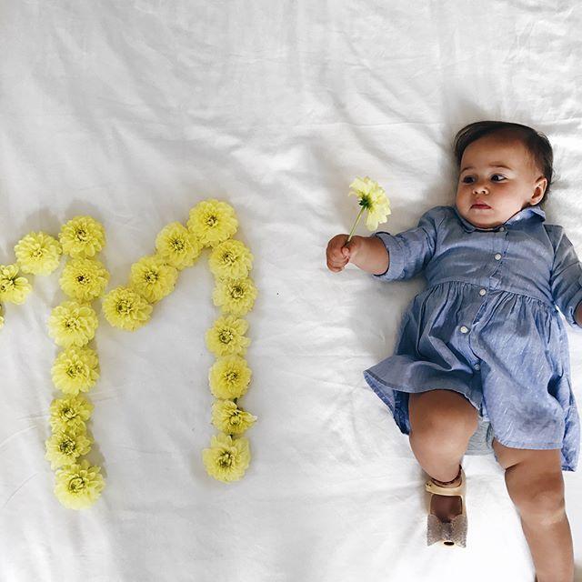 Mimi Ikonn Alexa Love Ikonn 11 Month Old Baby Photoshoot Cute Baby Baby Fashion Melissa Shoes 11 Month Old Baby Baby Month By Month Baby Fashion
