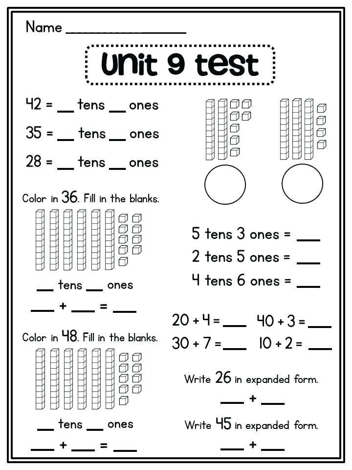 21 Place Value Worksheets Grade 2 Place Value Expanded Form Worksheets 1004 Place Value Worksheets 2nd Grade Worksheets First Grade Worksheets