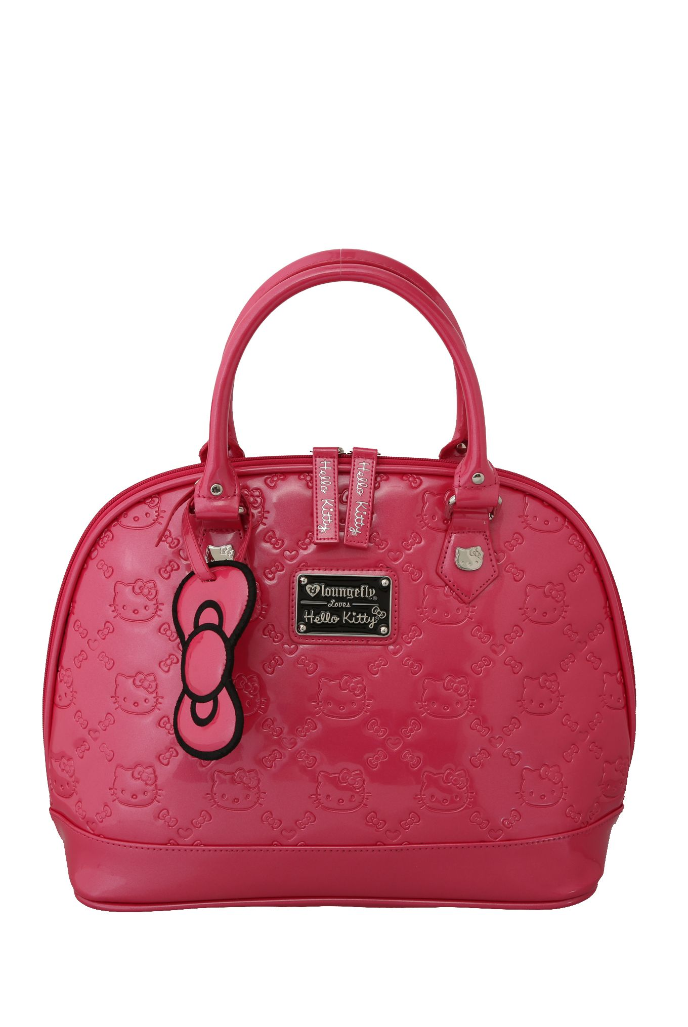 d93b6bfae8c4 Loungefly Hello Kitty Pink Dome Bag