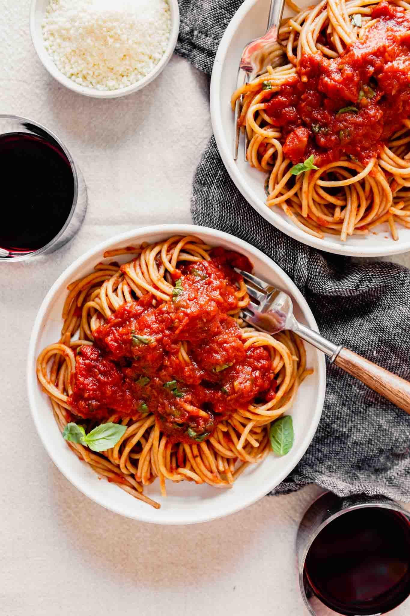 Red Wine Pasta Sauce Recipe In 2020 Red Wine Pasta Sauce Wine Pasta Sauce Pasta Sauce