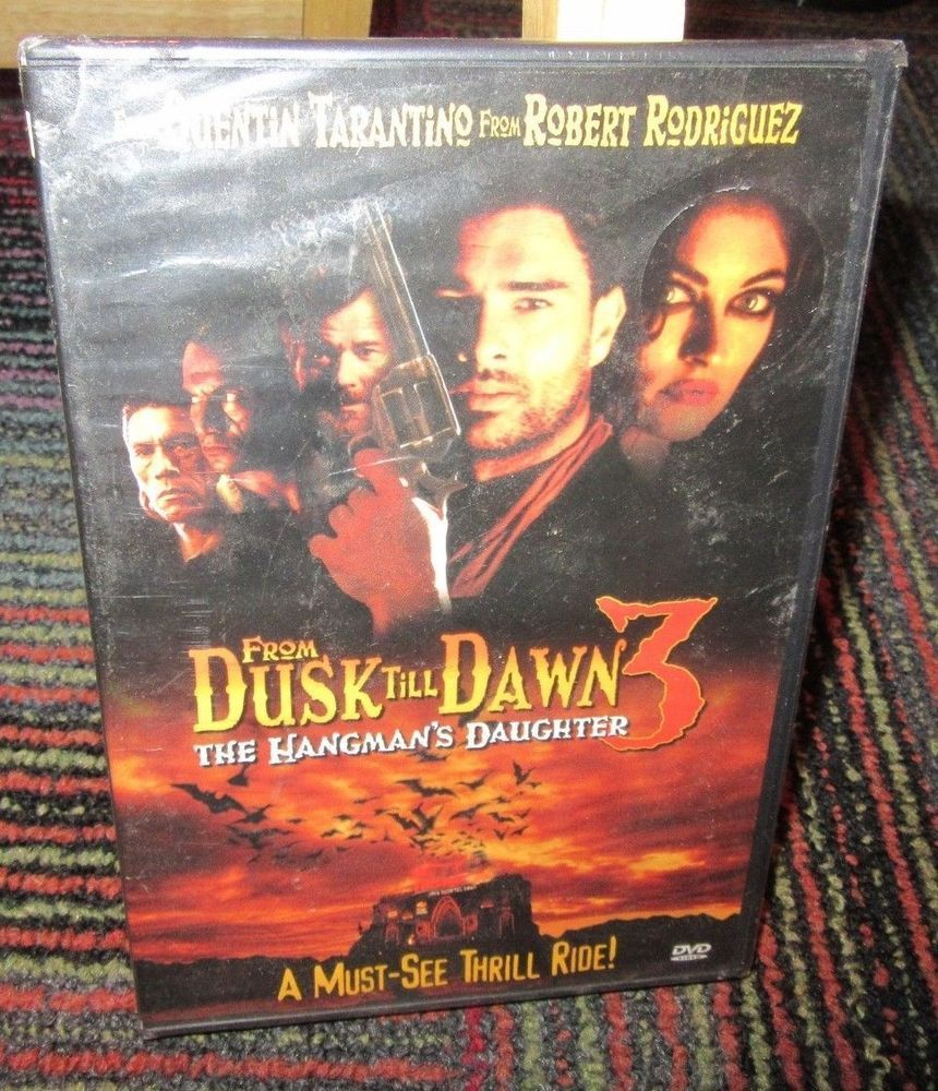 FROM DUSK TILL DAWN 3: THE HANGMAN'S DAUGHTER DVD, MARCO