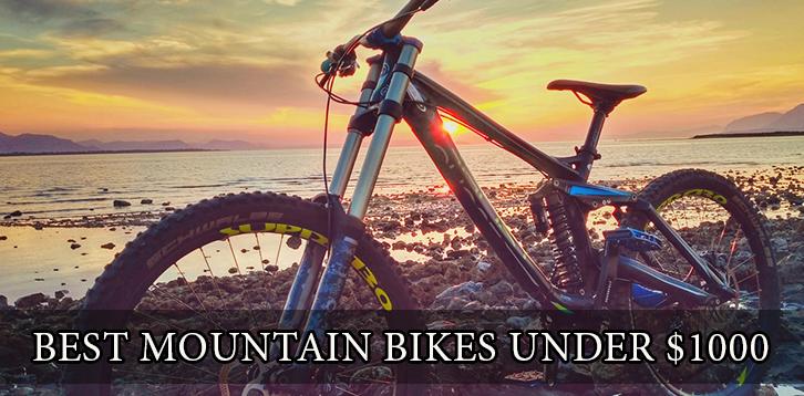Best Mountain Bikes Under 1 000 A Comprehensive List Best