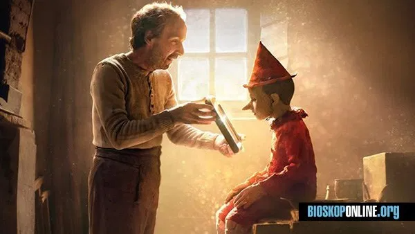 Nonton Pinocchio (2019) Film Bioskop Online Streaming