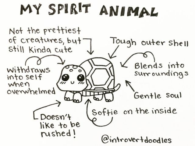 This Girl Doodles Adorable Comics To Shed Light On