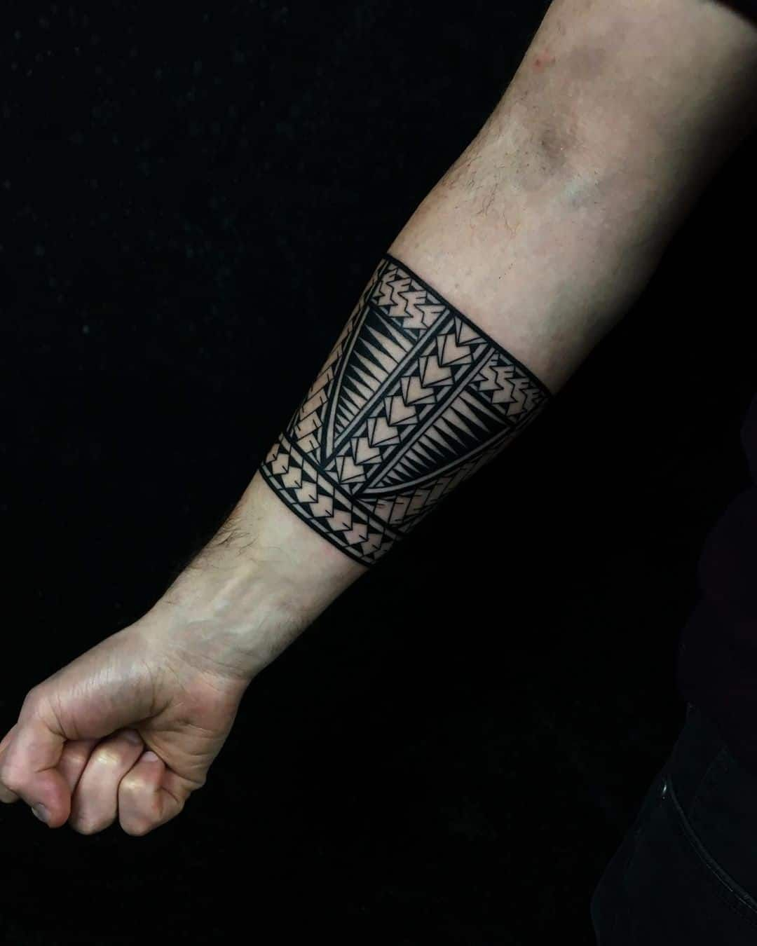 Samoan Wrist Tattoo : samoan, wrist, tattoo, Amazing, Samoan, Tattoo, Designs, Tribal, Armband, Tattoo,
