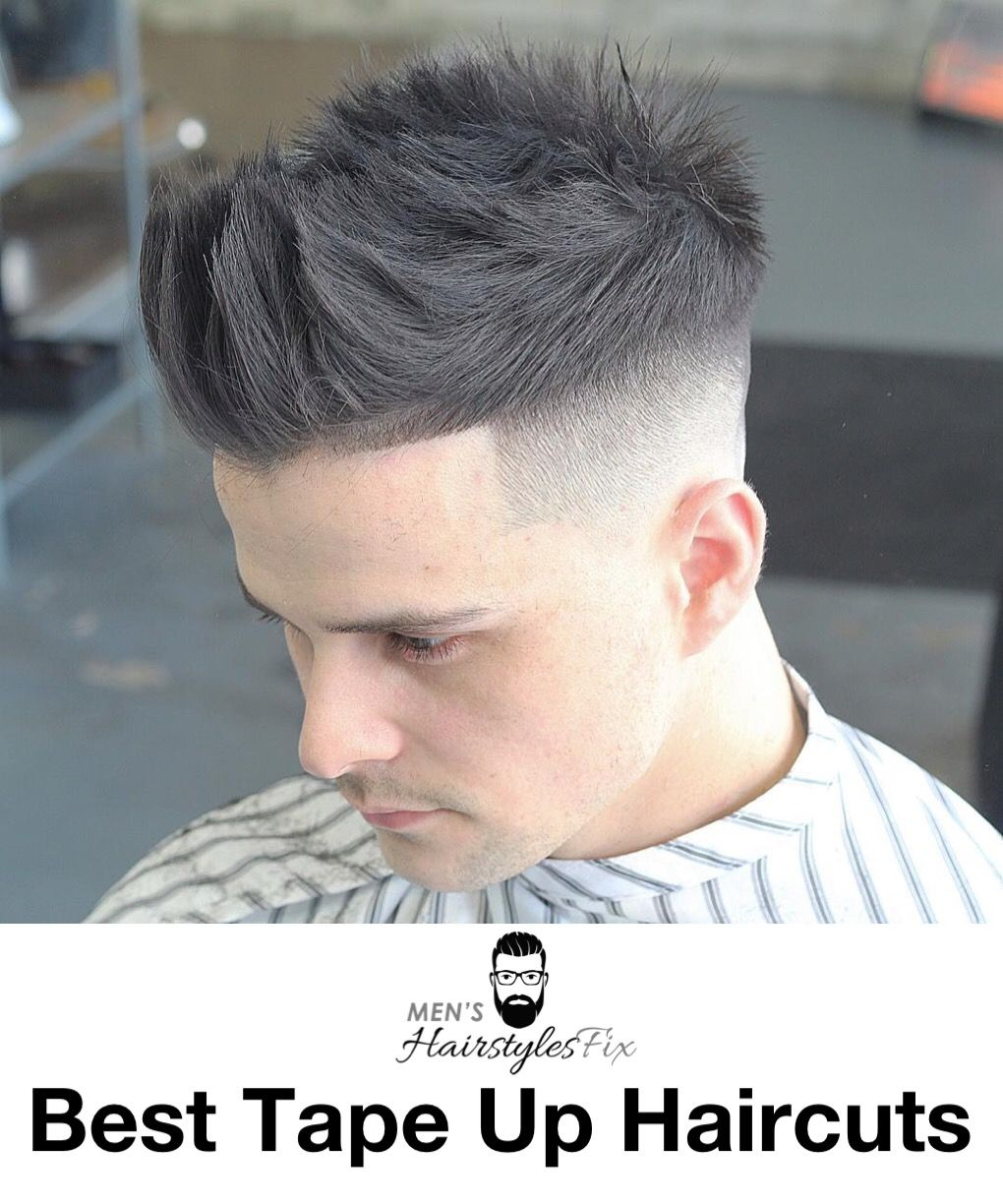 Tape up haircut for boys  best tape up haircuts in   haircuts  pinterest  hair cuts