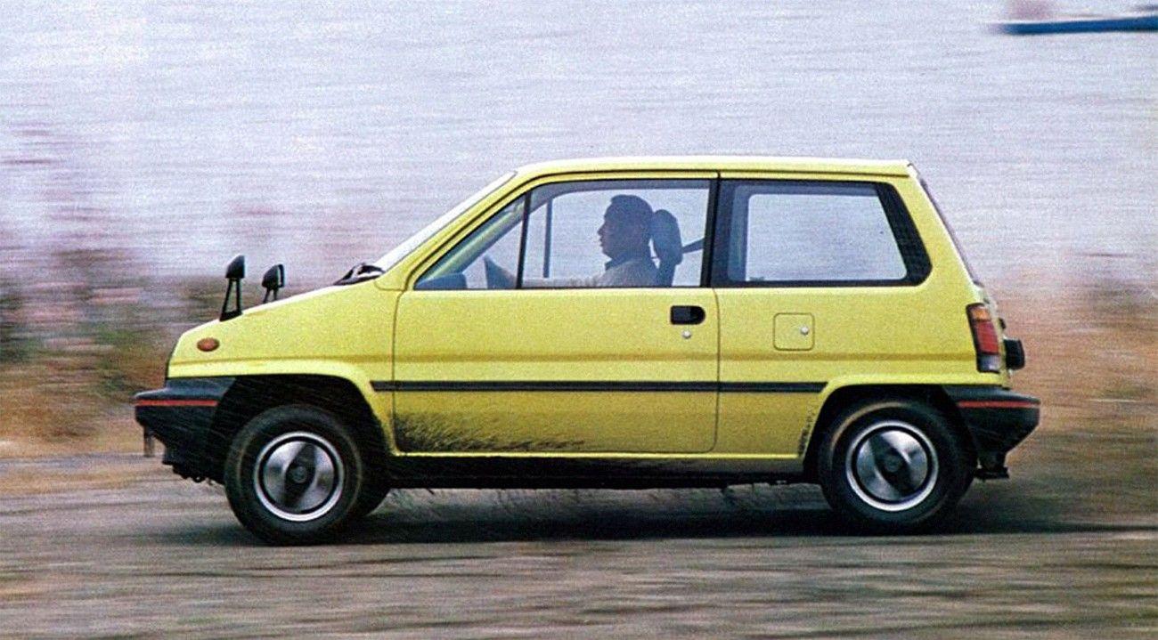 Honda City R (AA) '11.1981-03.1984   Honda city, Honda ...