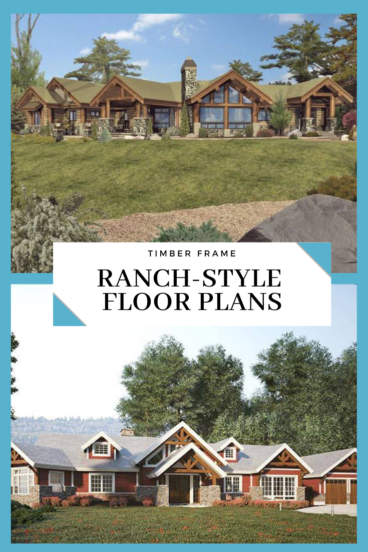 Timber Frame Ranch Floor Plans Floor Plans Ranch Timber Frame Home Plans Ranch Style Floor Plans