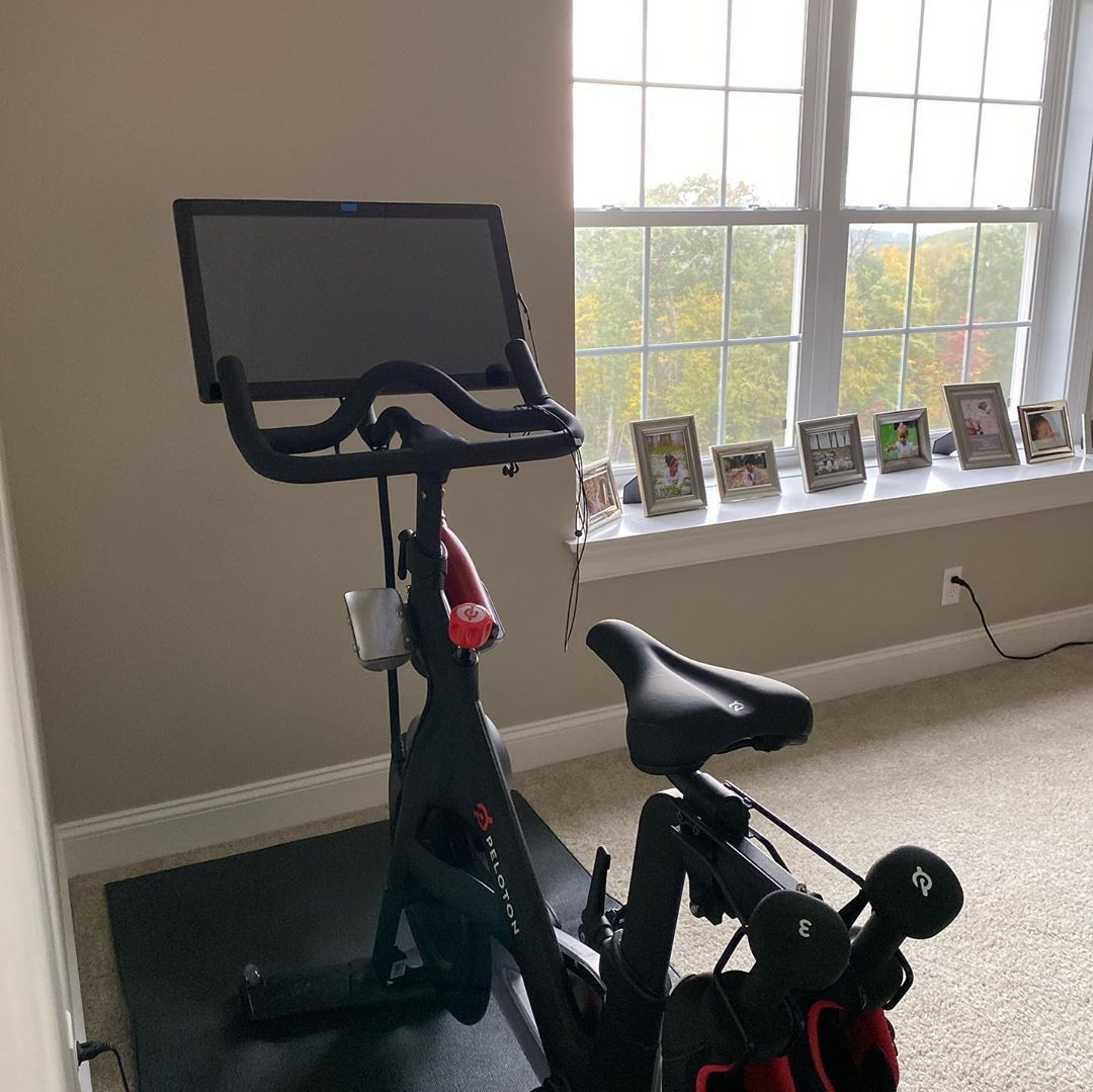 Can You Watch Tv On Peloton Have Kiddos Will Travel I Completed My 100th Ride On The Peloton Today By Peloton Travel